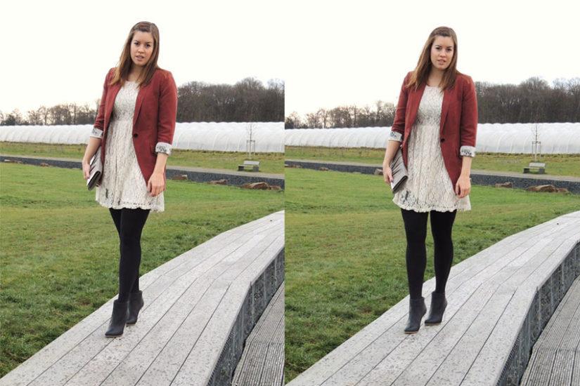 Lace Dress, Modeblog, Spitzenkleid, Kleid aus Spitze, La Mode et Moi