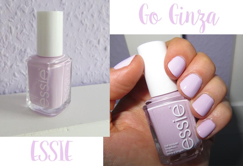 Essie Nagellack, Essie Go Ginza, Modeblog
