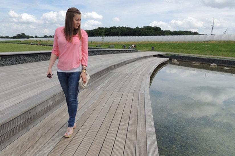 Pinke Bluse - LA MODE ET MOI, der Modeblog
