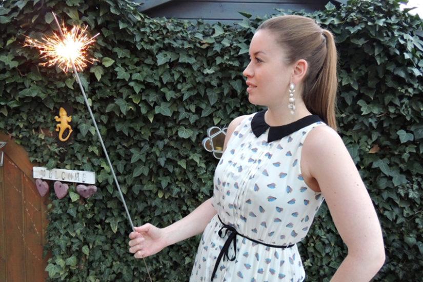 Silvesteroutfit 2013 - La Mode et Moi - Modeblog