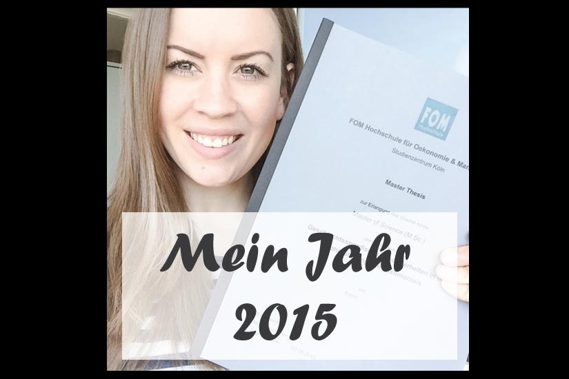 Jahresrückblick 2015 auf La Mode et Moi, dem Modeblog aus Köln