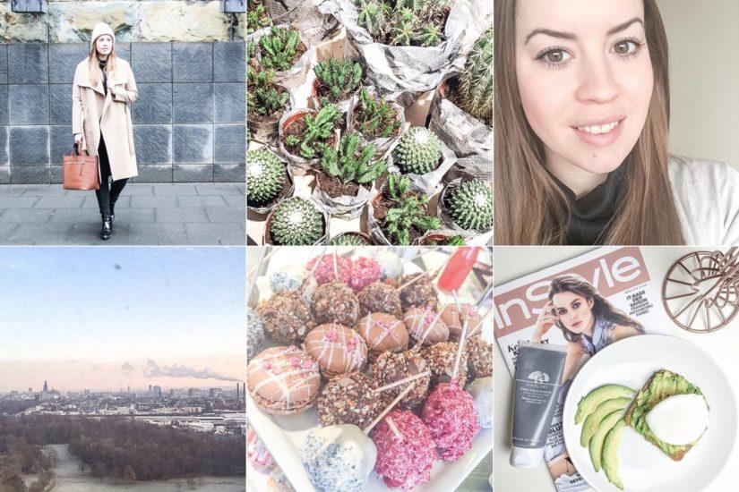 #mondaytalk Instagram Review Februar @lamodeetmoi - auf LA MODE ET MOI, dem Blodeblog aus Köln