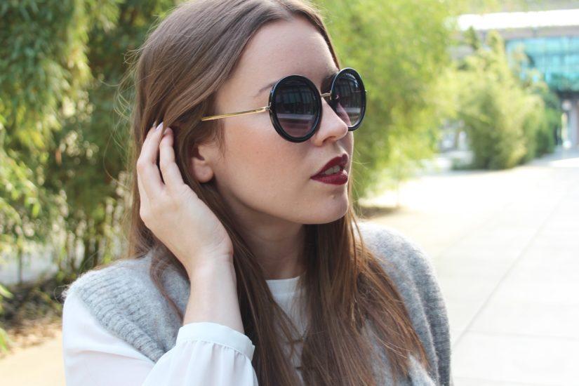 Video-Lookbook: Graue EDITED Weste auf La Mode et Moi, dem Modeblog aus Köln