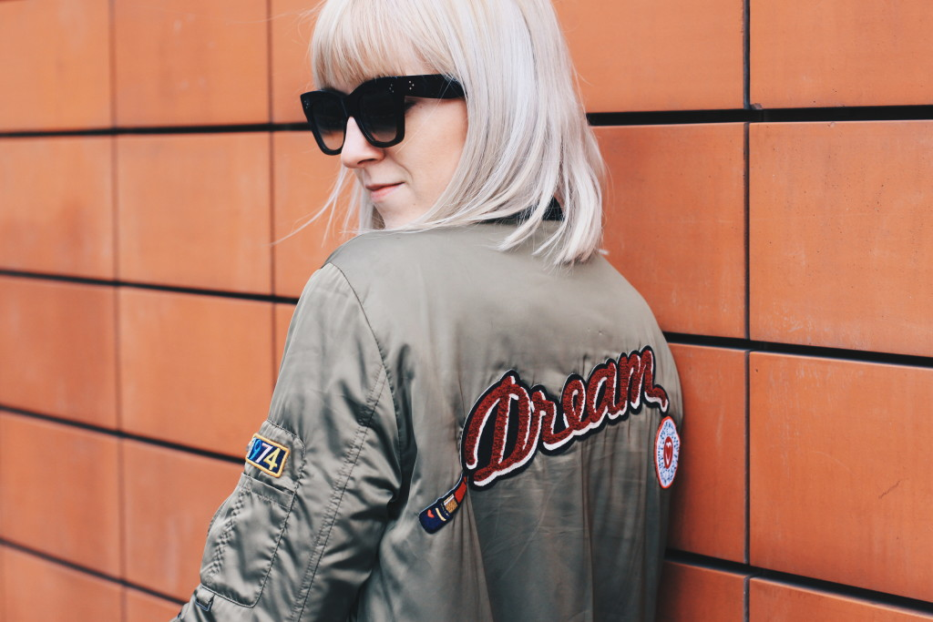 #Trendwatch It-Piece Bomberjacke - auf La Mode et Moi, dem Fashionblog aus Köln