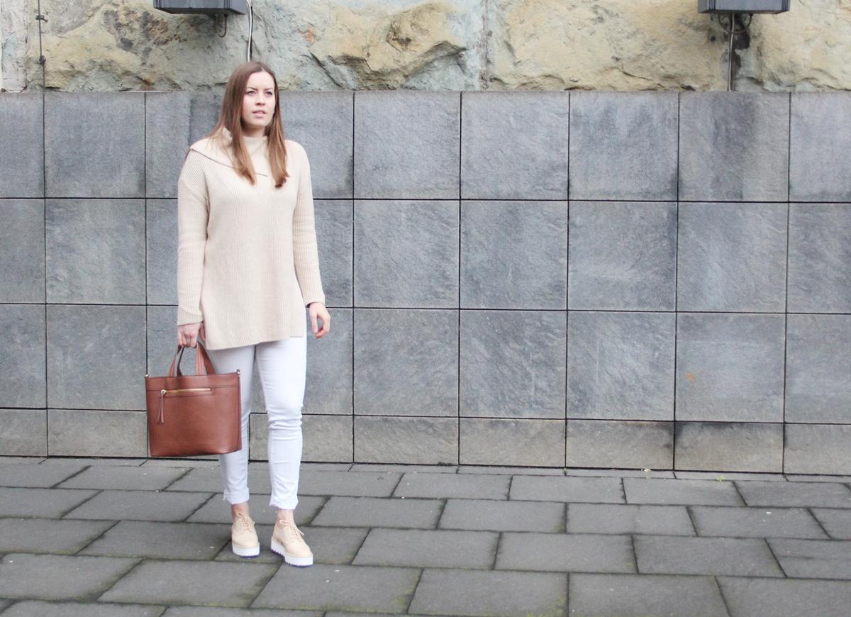 Spring Trend: Plateauschuhe im Nudelook - auf La Mode et Moi, dem Fashionblog aus Köln