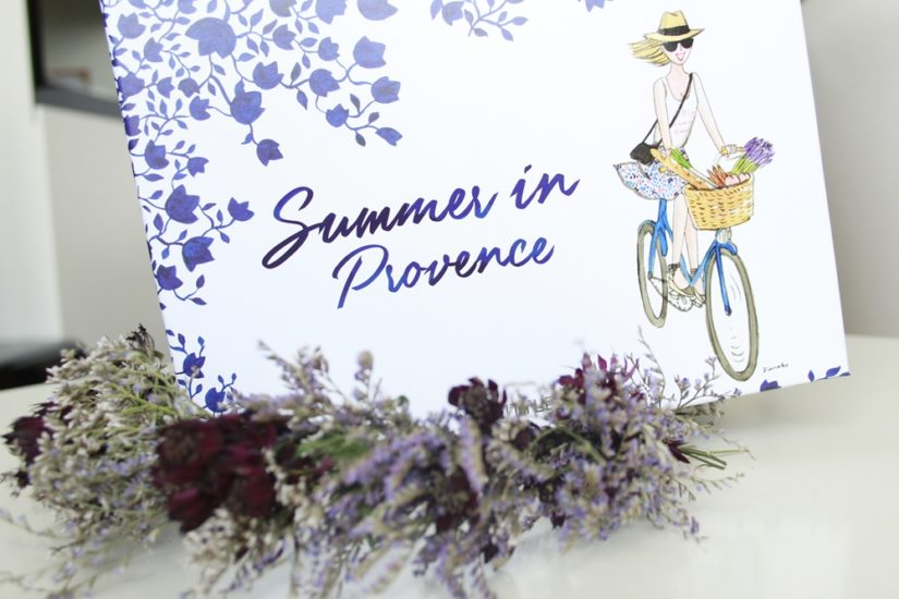 My Little Box: Summer in Provence mit L'Occitane