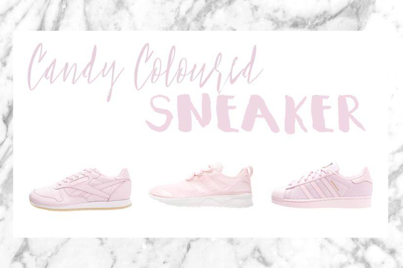 Candy Coloured Sneaker - Trendwatch auf La Mode et Moi, dem Modeblog aus Köln