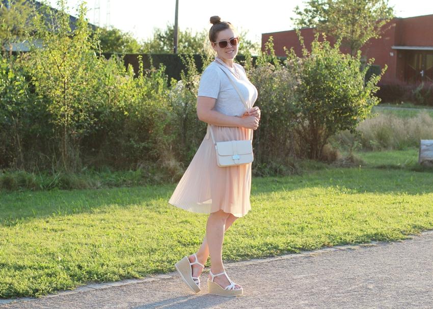 Plissee Köln la mode et moi der modeblog