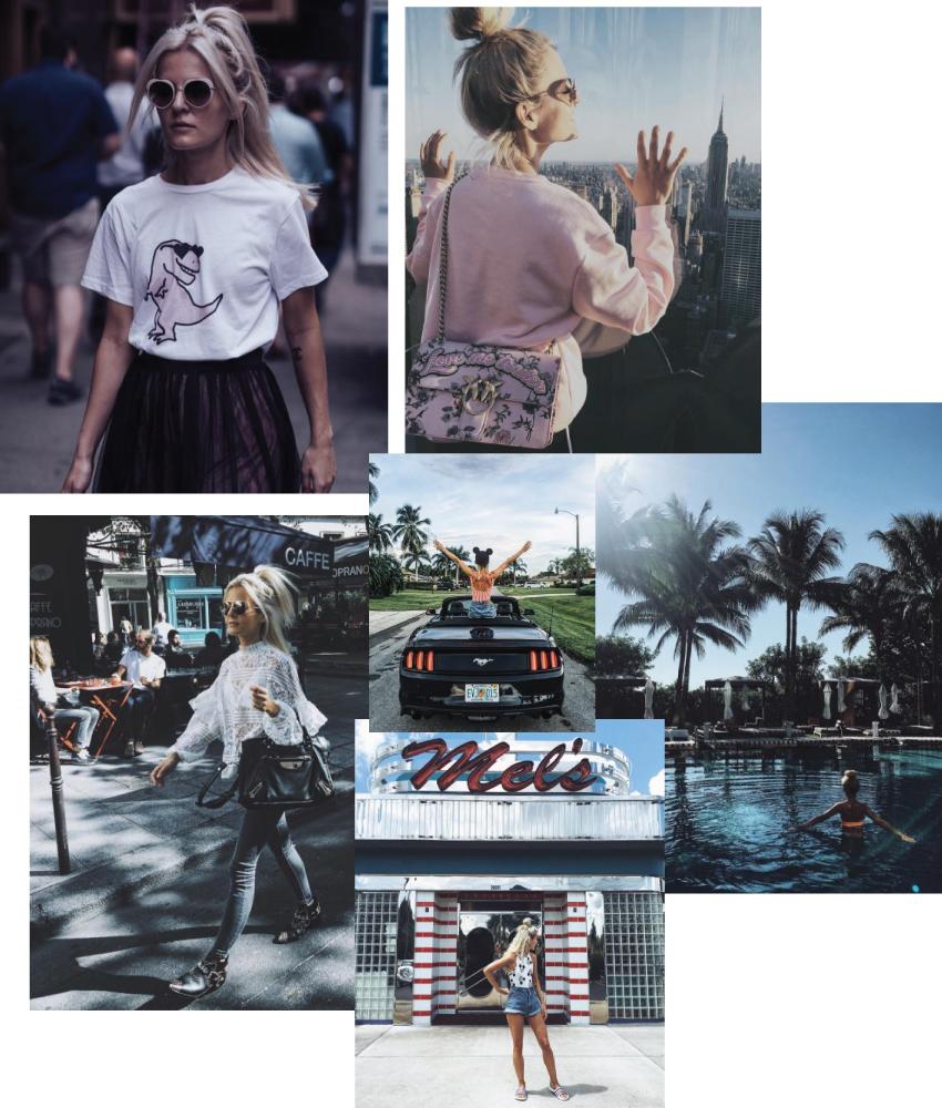 Top 5 Instagram-Accounts deutschsprachig, auf LA MOE ET MOI, dem Modeblog aus Köln