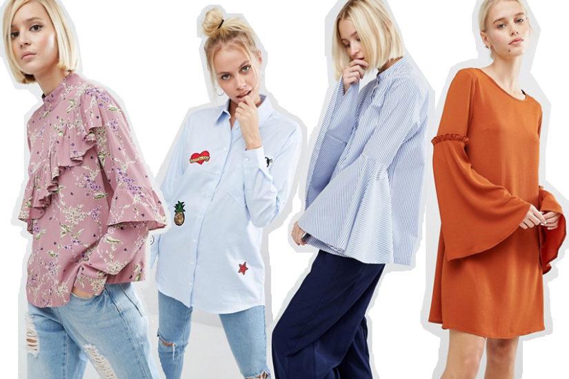 Die Bluse im Herbst: Trends 2016 - La Mode et Moi, der Modeblog aus Köln