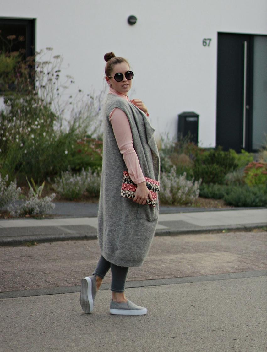 EDITED The Label Weste und Bluse - La Mode et Moi, der Modeblog aus Köln