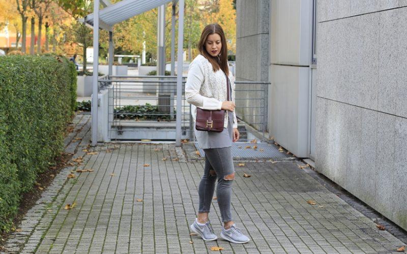 Pailletten-Jacke - La Mode et Moi, der Modeblog aus Köln