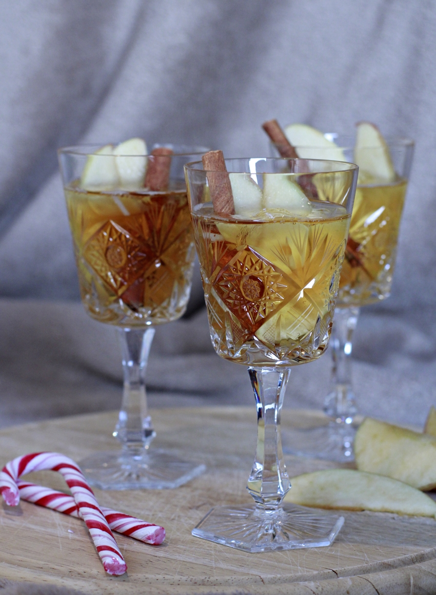 Aperitif für Weihnachten: Apfel-Drink - LA MODE ET MOI, der Modeblog aus Köln