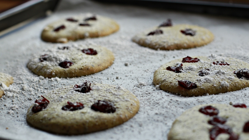 Matcha-Cookies als Weihnachtsplätzchen - La Mode et Moi, der Modeblog aus Köln