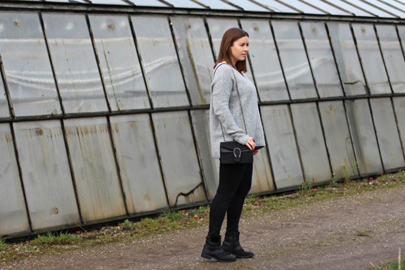 Gemütlicher Pullover für die Tage zwischen den Jahren - LA MODE ET MOI, der Modeblog aus Köln