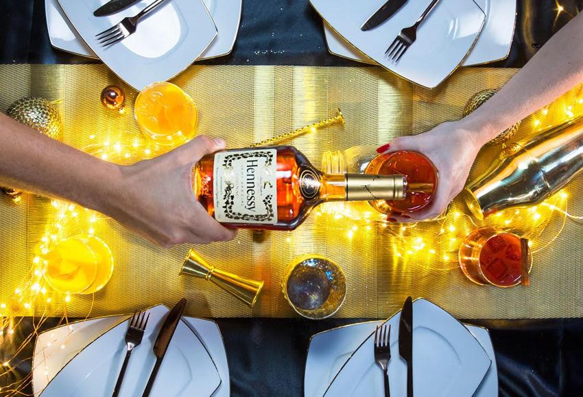 Hennessy Mixtalks - Mein Drink für Silvester - LA MODE ET MOI der Blog aus Köln