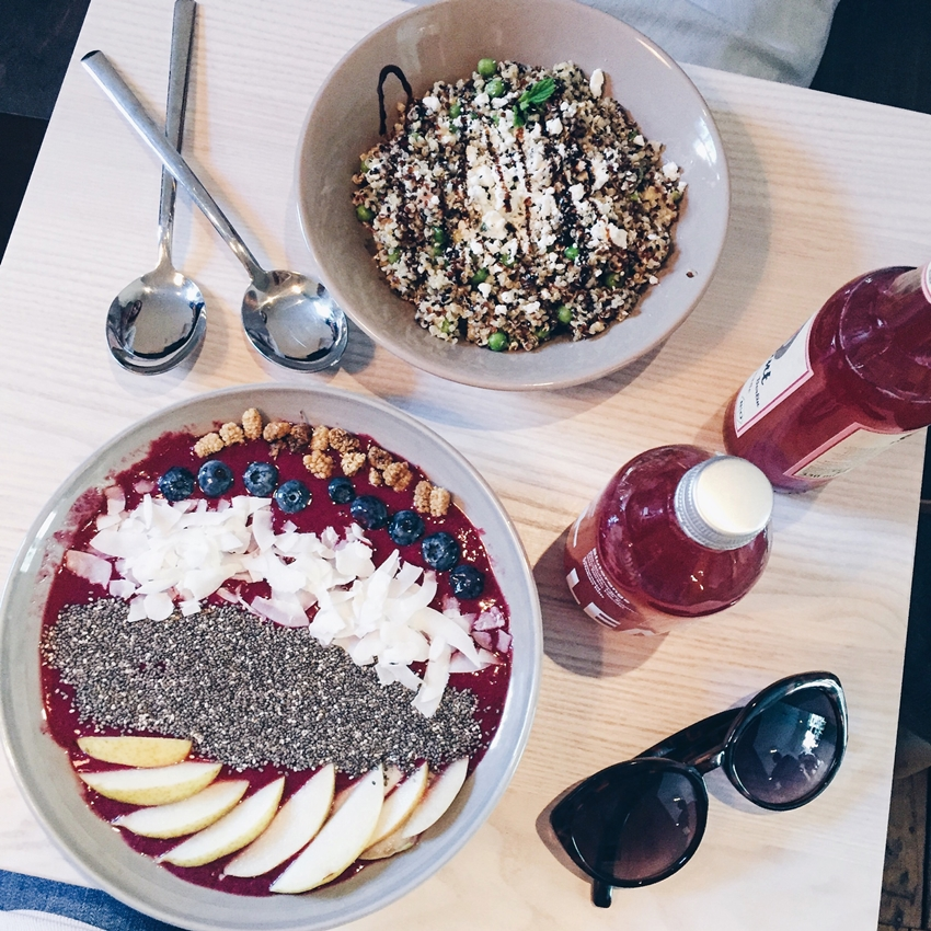 The Great Berry – Smoothie Bowls in Köln – LA MODE ET MOI, der Blog aus Köln