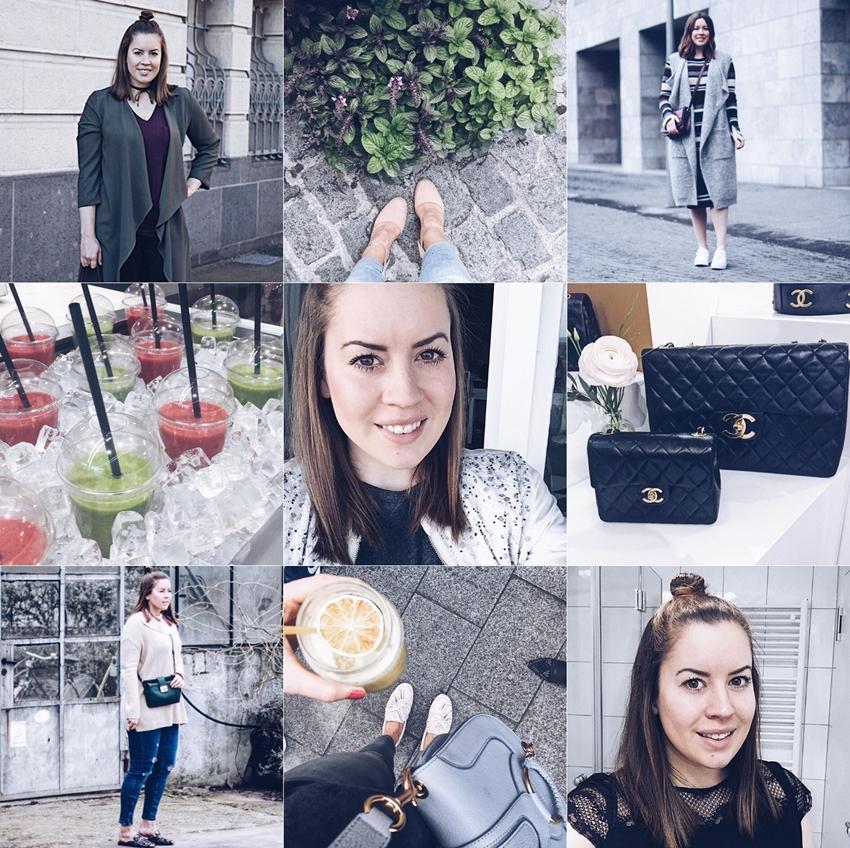 Wochenrückblick #12 - LA MODE ET MOI, der Blog aus Köln