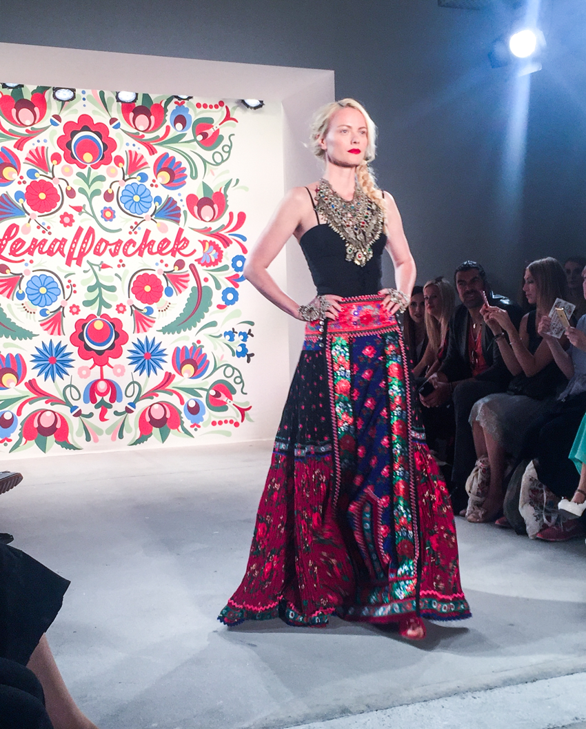 Lena Hoschek S/S 2018 - Kiss Me Piroschka – LA MODE ET MOI, der Modeblog