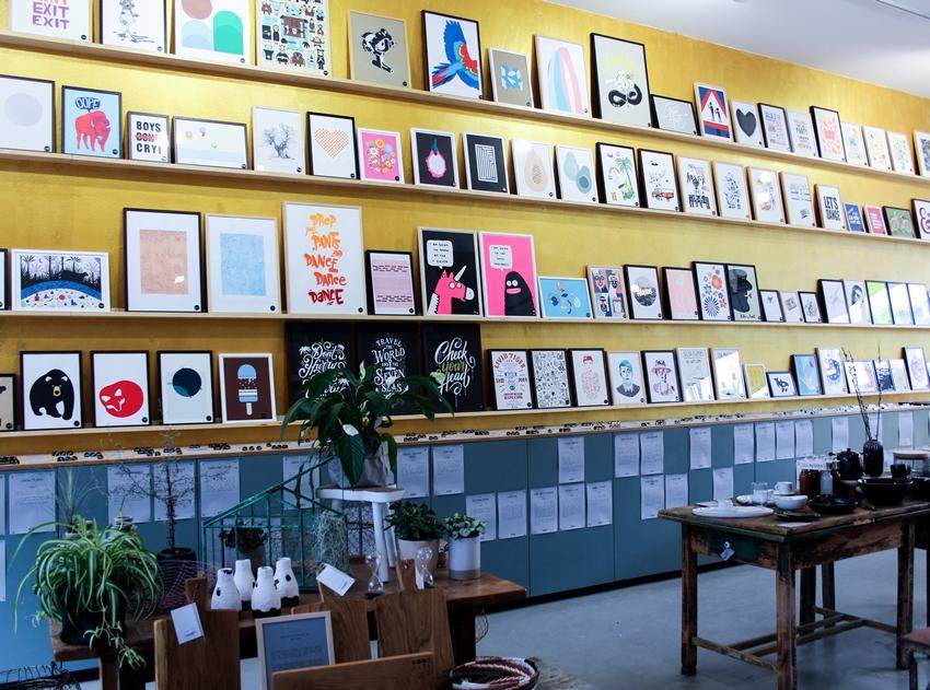 Schee Köln: Drucke und Einrichtung im belgischen Viertel - LA MODE ET MOI, der Modeblog