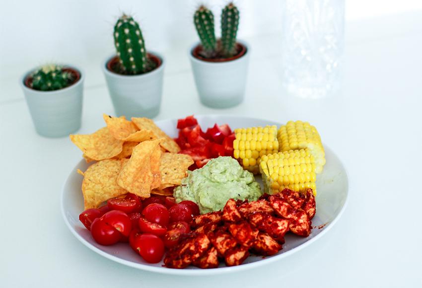 glutenfreie Mexican Bowl - LA MODE ET MOI, der glutenfreie Blog