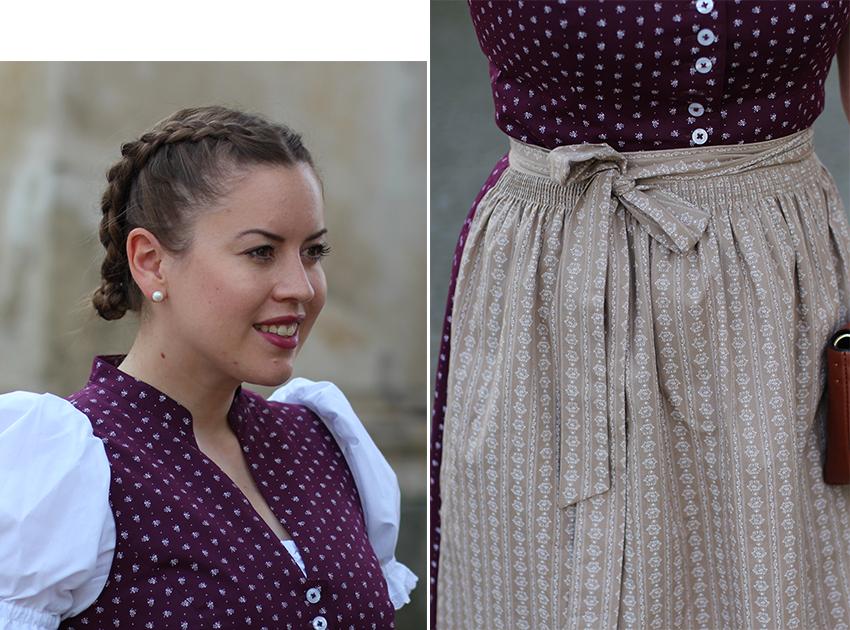 Ein traditionelles Dirndl für mein erstes Oktoberfest - LA MODE ET MOI, der Modeblog