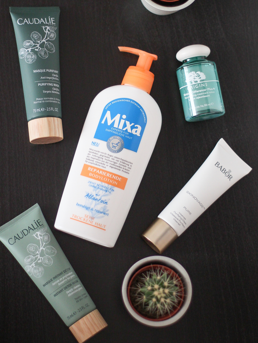 me time, home spa, Beauty-Abendroutine, Verwöhn abendroutine, Bodylotion Review, Mixa Bodylotion, Pflegeritual, Mixa Review, Origins Make A Difference Plus + Rejuvenating treatment lotion
