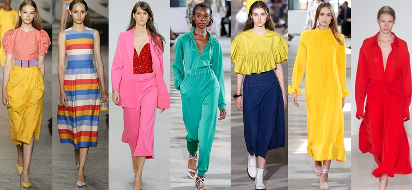 New York Fashion Week Trends, Trends aus New York, Trends New York Fashion Week, Trend Frühling 2018, Trend Sommer 2018, Metallic Glam, Oversize Jacke, NYFW