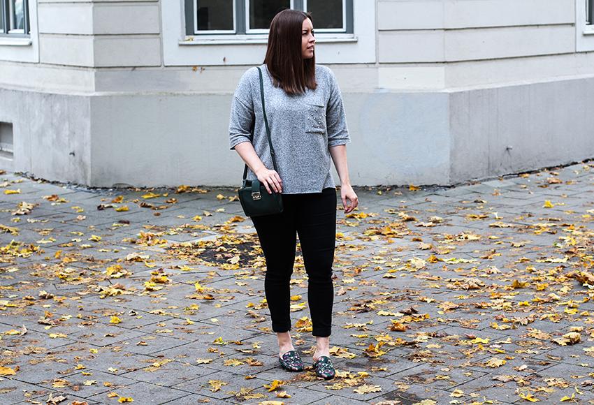 Pullover mit Perlen - LA MODE ET MOI, der Modeblog