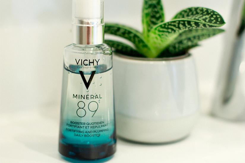 Hyaluron-Pflege: Vichy Mineral 89 Review - LA MODE ET MOI, der Modeblog