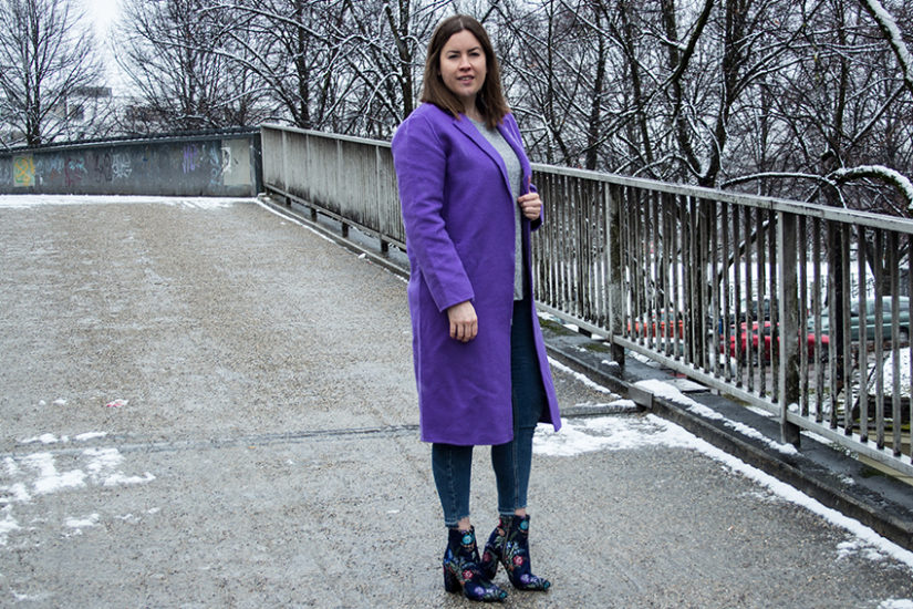Ultra Violet - Die Pantone Farbe des Jahres 2018 - LA MODE ET MOI, der Modeblog