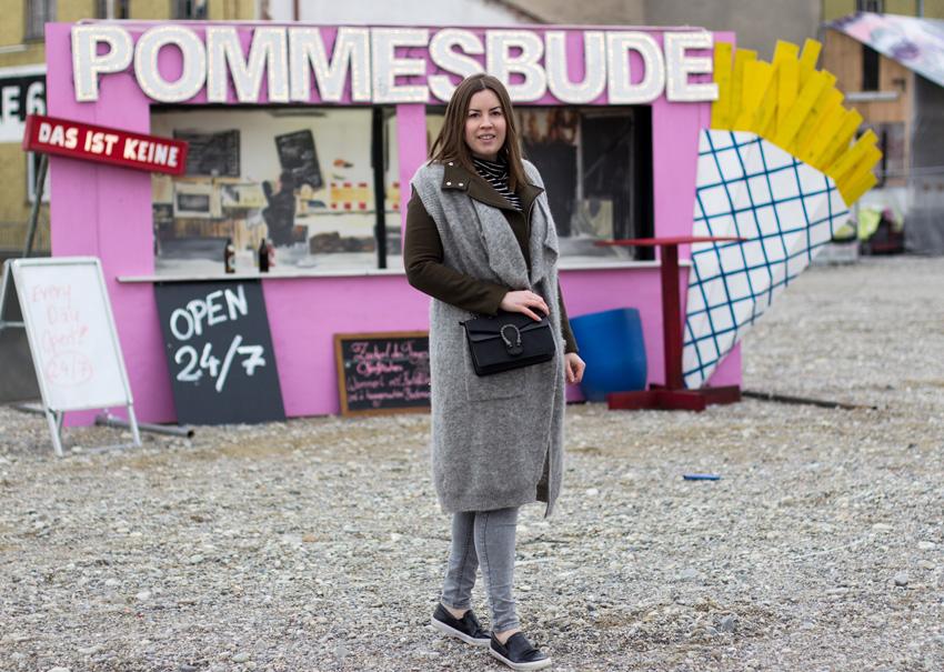 Das ist keine Pommesbude - LA MODE ET MOI, der Modeblog