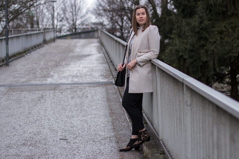 Candy Colour Coat - LA MODE ET MOI, der Modeblog
