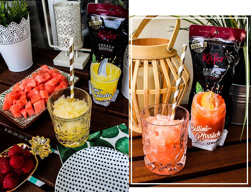 Mein Start ins Wochenende mit Käfer Frozen Cocktails - LA MODE ET MOI, der Modeblog
