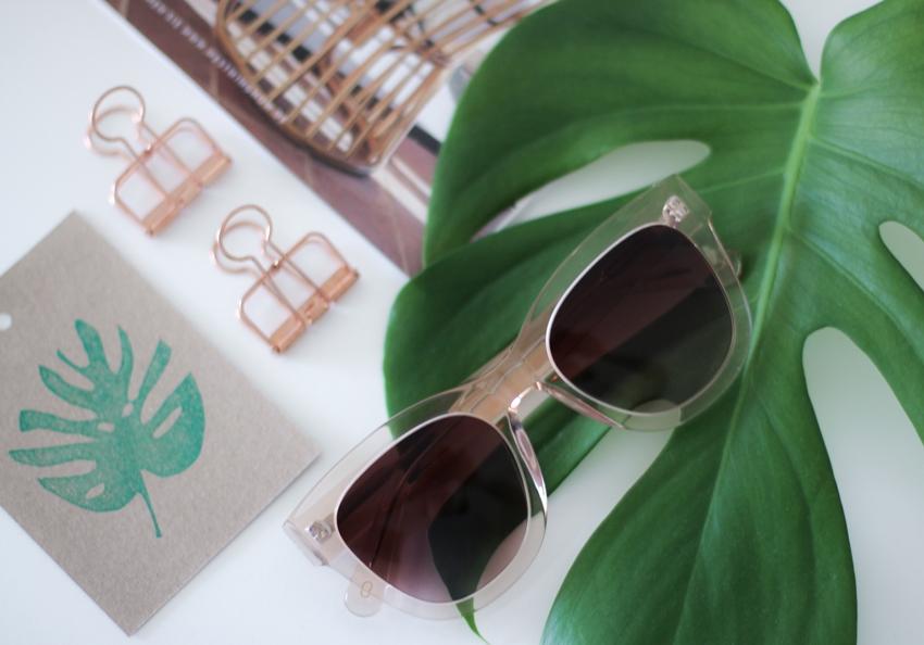 Sommer. Sonne. Sonnenbrille. Mister Spex Sonnenbrillen-Trends 2018 - LA MODE ET MOI, der Modeblog