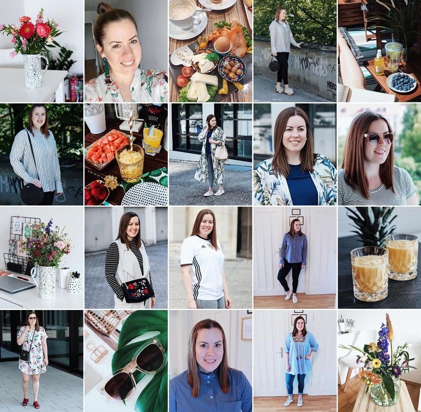 Rückblick 06 / 2018 - LA MODE ET MOI, der Modeblog