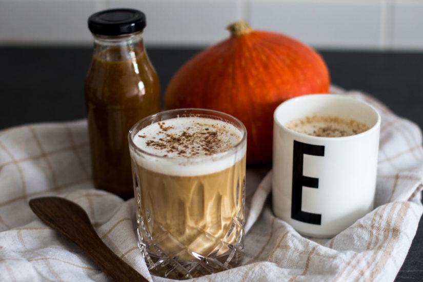 Gesunder Pumpkin Spice Latte selbst gemacht - LA MODE ET MOI, der Modeblog
