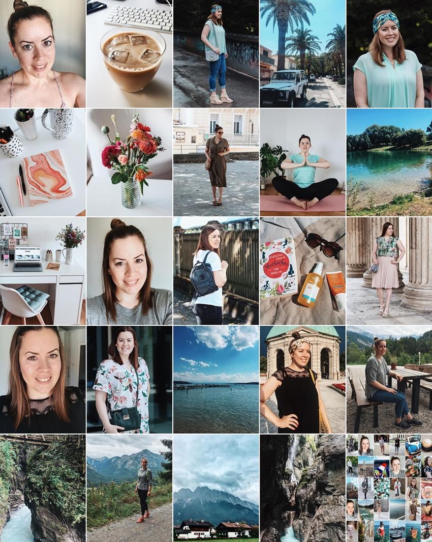 Rückblick 08/2018 - LA MODE ET MOI, der Modeblog