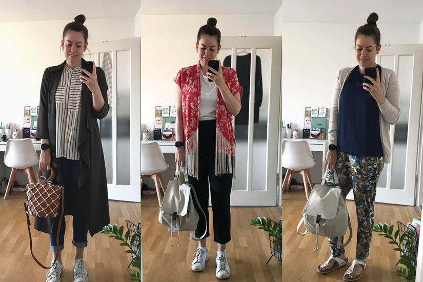 What I wore in a week #3 - LA MODE ET MOI, der Modeblog
