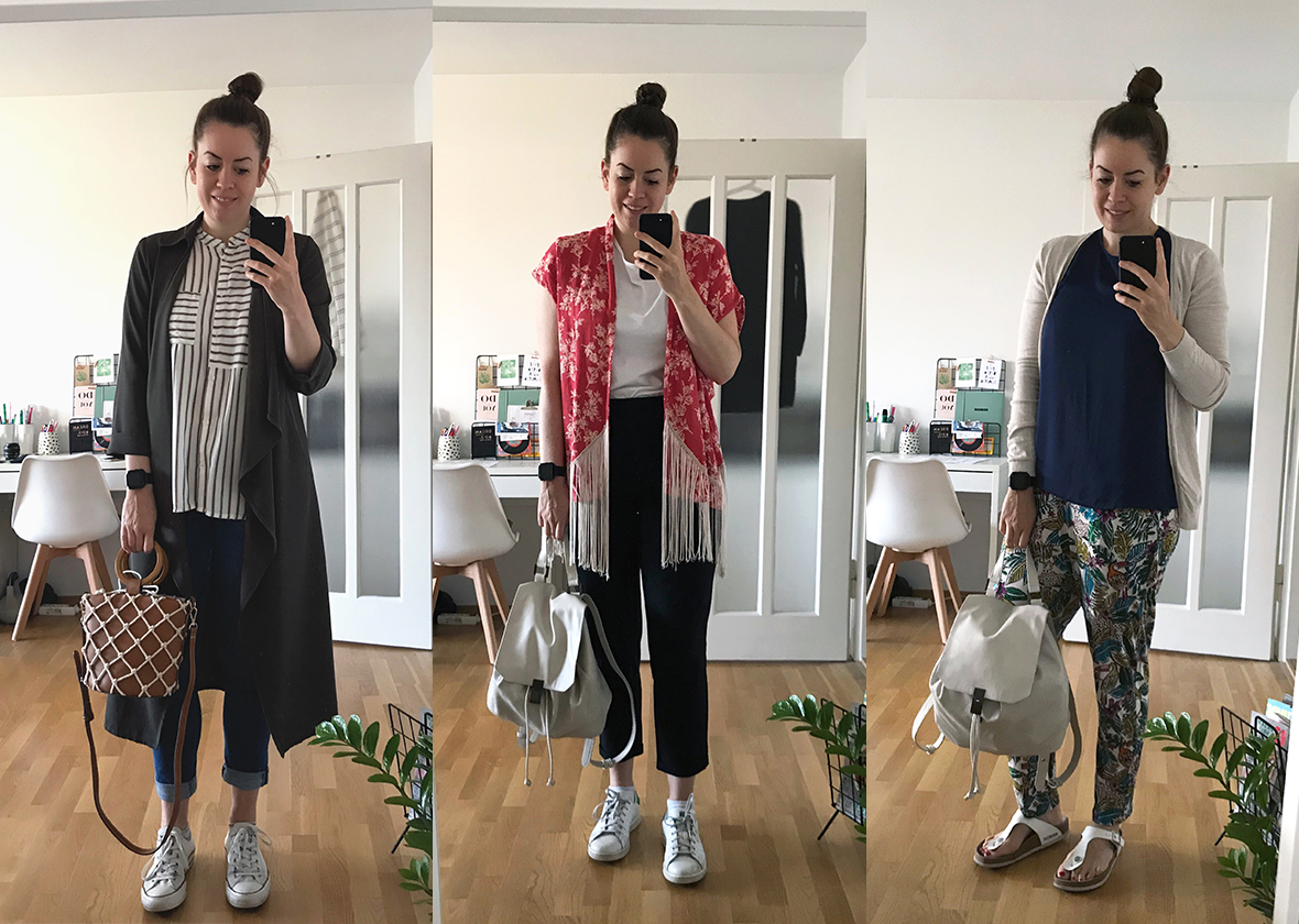 What I wore in a week #3 - LA MODE ET MOI, der Modeblog