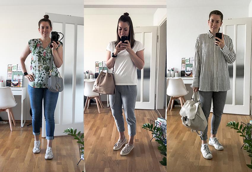 What I wore in a week #1 - LA MODE ET MOI, der Modeblog