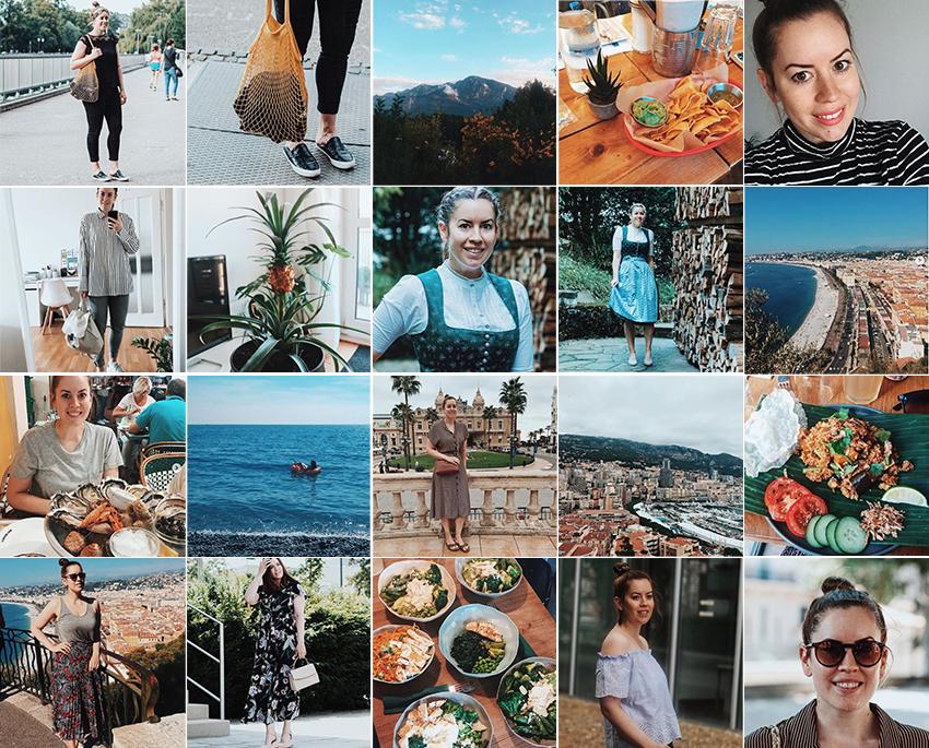 Rückblick 09/2018 - LA MODE ET MOI, der Modeblog