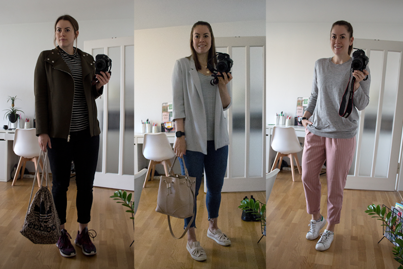 What I wore in a week #1 - LA MODE ET MOI, der Modeblog