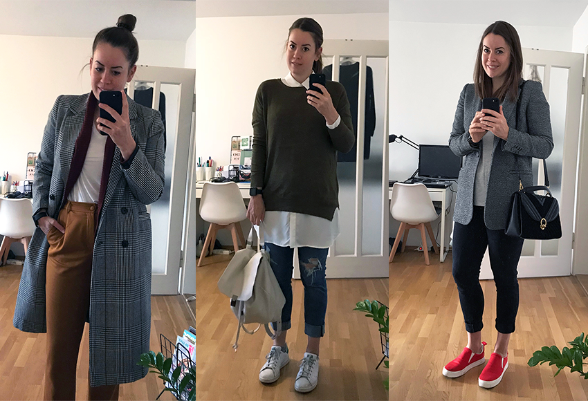 What I wore in a week #4 - LA MODE ET MOI - Der Modeblog