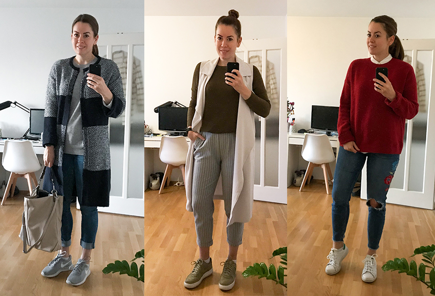 What I wore in a week # 7 - LA MODE ET MOI, der Modeblog