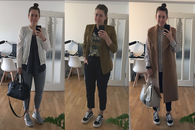 What I wore in a week #5 - LA MODE ET MOI - Der Modeblog