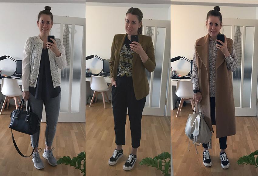 What I wore in a week #5 - LA MODE ET MOI - Der Modeblog