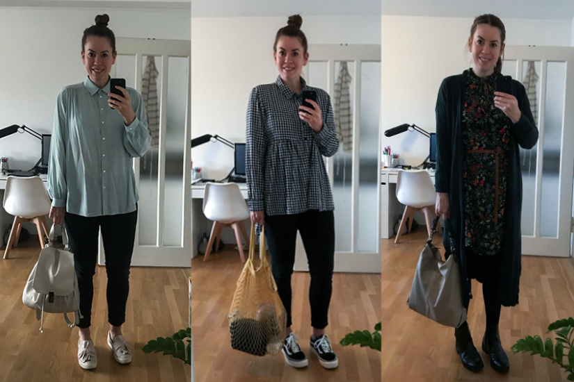 What I wore in a week #6 - LA MODE ET MOI, der Modeblog