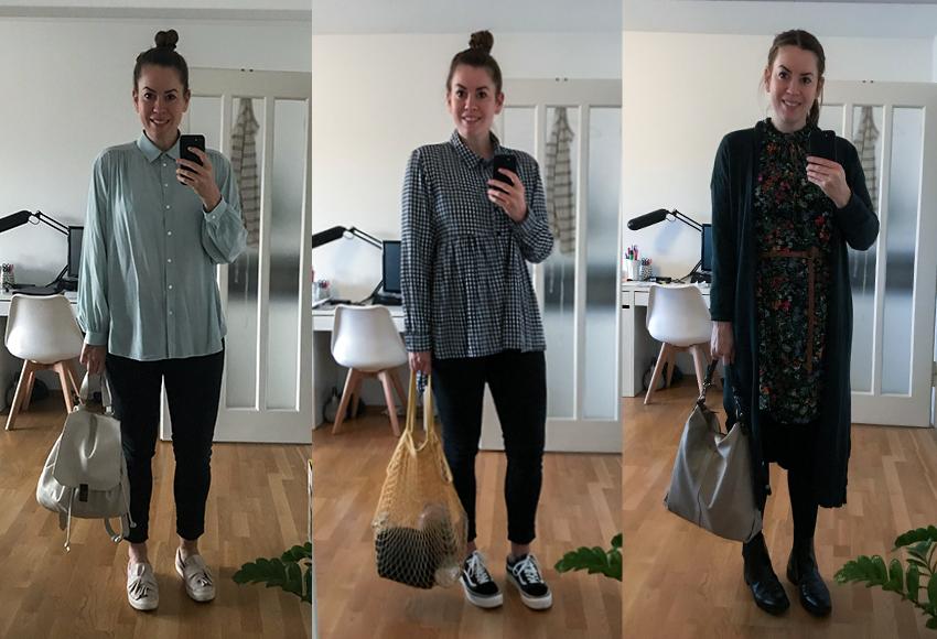 What I wore in a week #6 - LA MODE ET MOI, der Modeblog