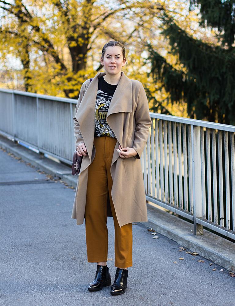 Wie du zu jedem Hautton Senfgelb kombinieren kannst - LA MODE ET MOI, der Modeblog